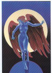 Led Zeppelin postcard - Mouse - CSF