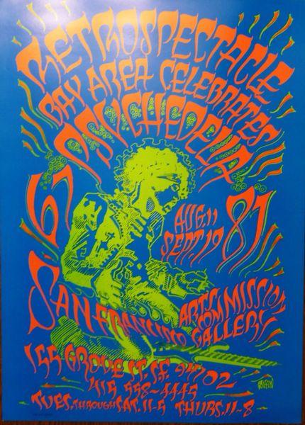 Jimi Hendrix Retrospectacle