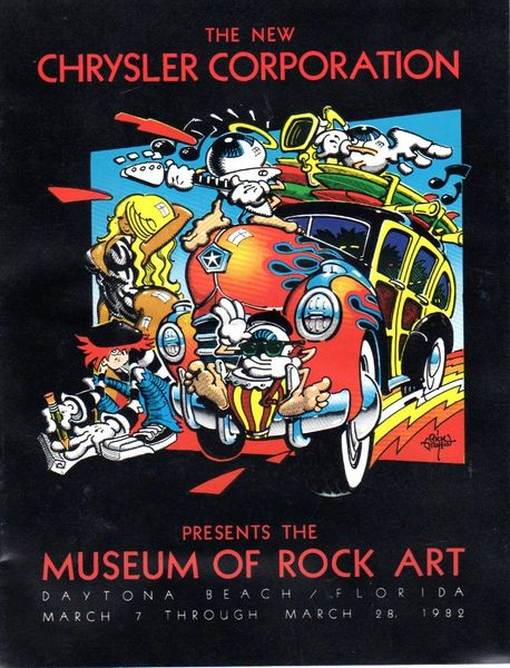 Museum of Rock Art exhibition catalog