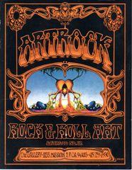 Artrock catalog #12