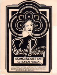 Savoy Brown 1971 by Bill Narum