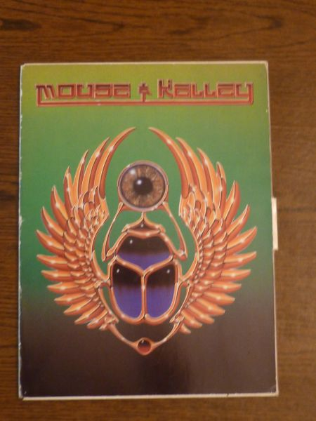 Mouse and Kelley art print portfolio 1979 (folder only)