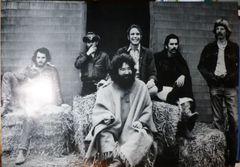 Grateful Dead vintage photo poster