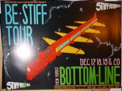 Be Stiff Tour - AOR 4.224 1981