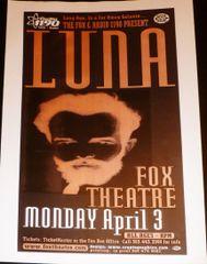 Luna - Fox Theater - Boulder