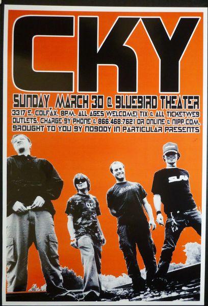 CKY poster