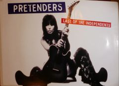 Pretenders - last of the independents 1994 poster