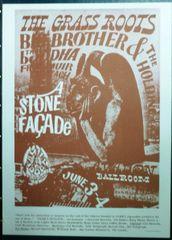 FD-11 Stone Facade - Victor Moscoso - reprint