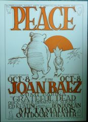 Joan Baez, Grateful Dead, at Mt. Tamalpais