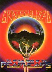 Grateful Dead - Official Book - handbill
