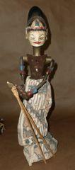 Wayang Golek - Indonesian Shadow Puppet
