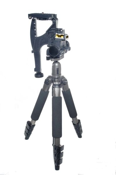GridSpotter™ Tripod head with Slik Sprint Mini II Tripod