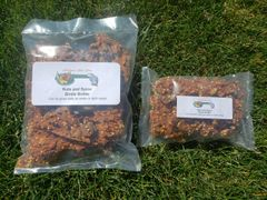Nuts and Spice Birdie Brittle, 6 oz