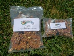 Pumpkin Birdie Brittle, 6 oz. package