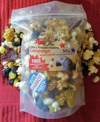 Patriotic Pasta Wheelie Campaign Trail Mix