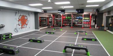 Escape Fitness of Fair Lawn - Group X Room