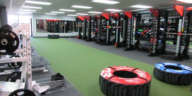 Escape Fitness of Fair Lawn - 3 HUB room