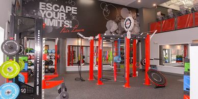 Escape Fitness of Fair Lawn - Octagon Room