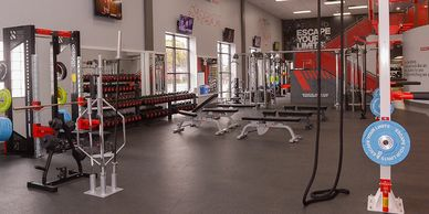 Escape Fitness of Fair Lawn - Main gym area