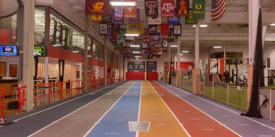 Escape Fitness of Fair Lawn - 6 lane track