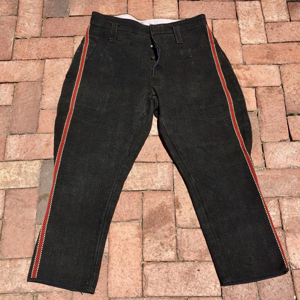 SOLD 1940s ANOTHER JAPANESE SHASHIKO FIREMAN'S PANTS