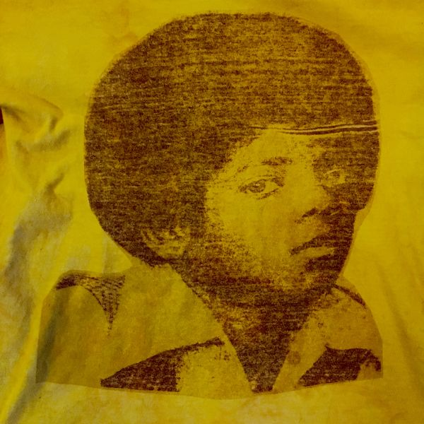 1990s FADED MICHAEL JACKSON 5 PATINA & GREEN T-SHIRT