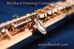 Bernhard Hammig Custom Flutes