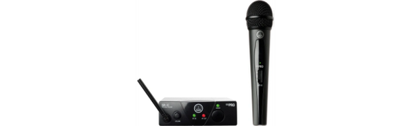 AKG WMS 40 MINI Vocal Set US45A