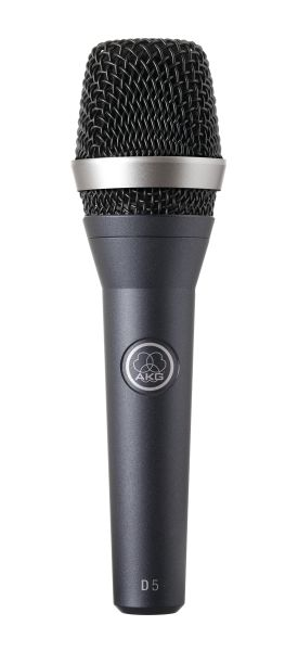 AKG D 5S Dynamic Vocal Microphone w/Switch