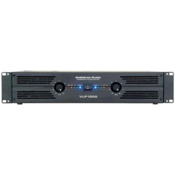 American Audio VLP 1500 Power Amplifier