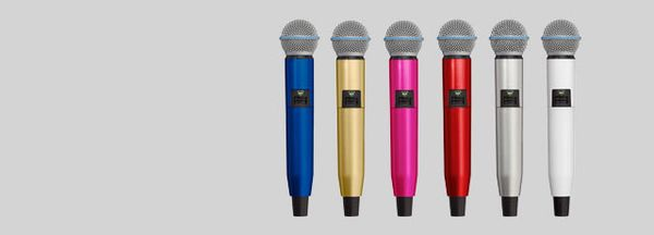 Shure WA723 Colored Handle