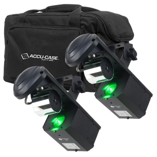 American DJ Pocket Roll Pak Moving Head Kit