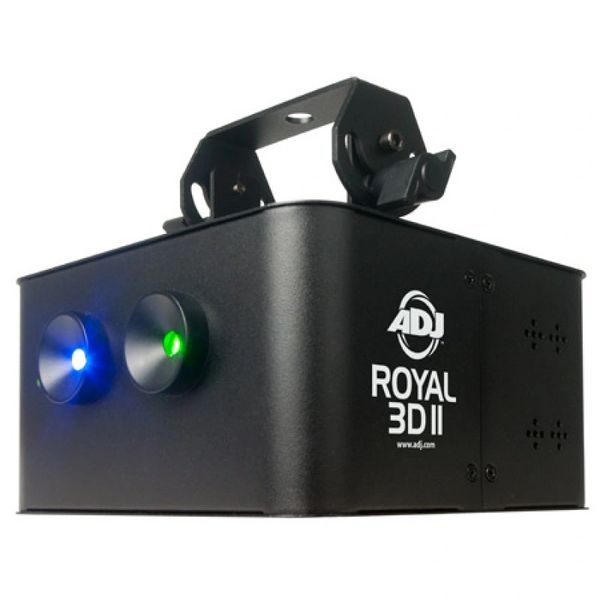 American DJ Royal 3D II Laser Effect