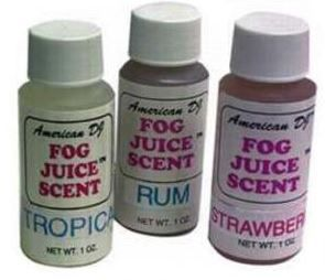 American DJ F-Scent Fog Juice Scent