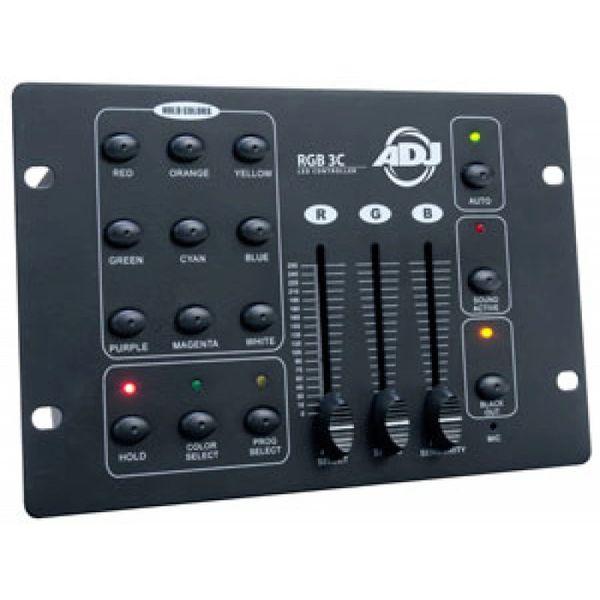 American DJ RGB3C LED Lighting Controller