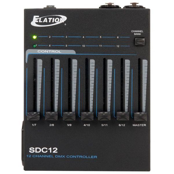 American DJ SDC12 12-Channel DMX Controller