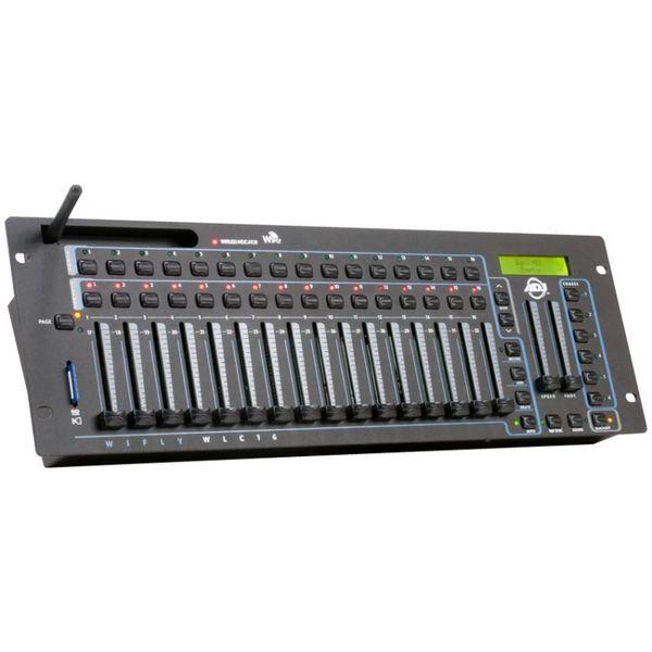 American DJ WiFLY WLC16 DMX Controller