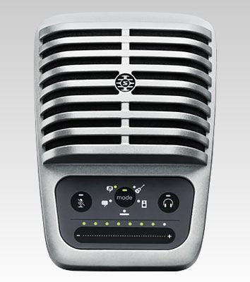 Shure Motiv MV51 Digital Condenser Microphone