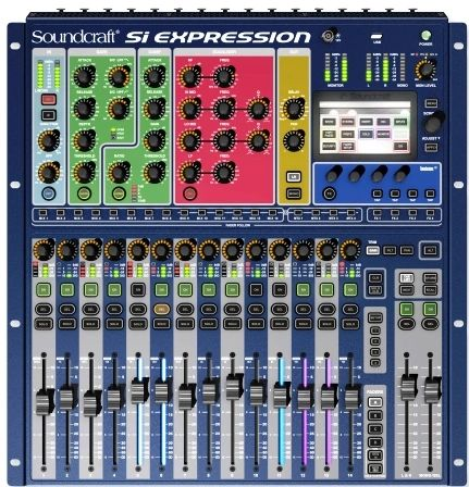 Soundcraft SI Expression1
