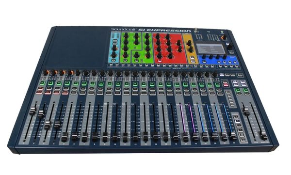 Soundcraft SI Expression2