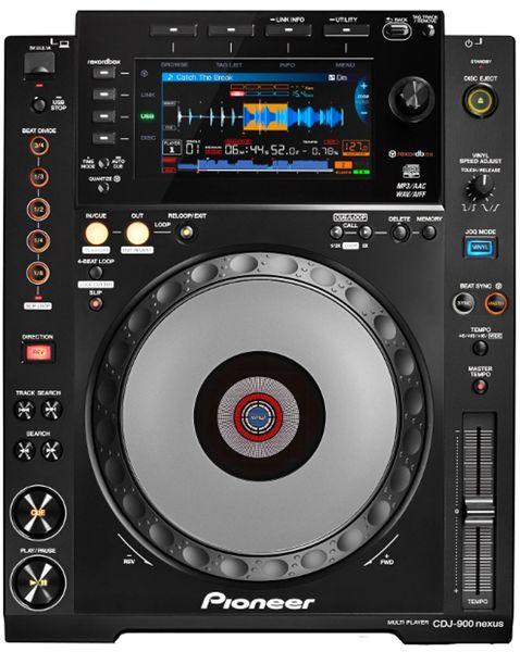 Pioneer DJ CDJ-900NEXUS