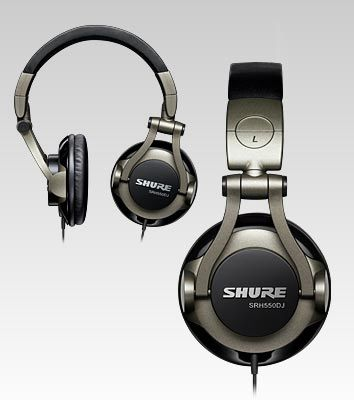 Shure SRH550DJ
