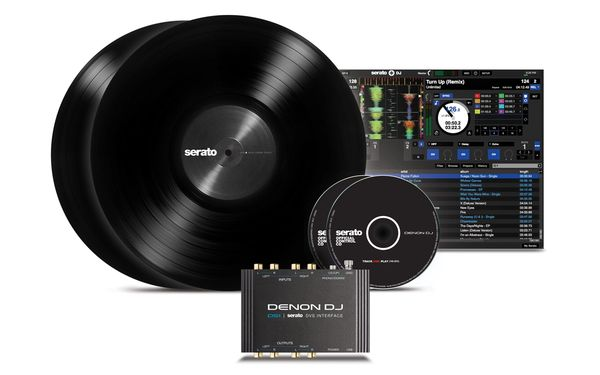 Denon DJ DS1 Serato DVS