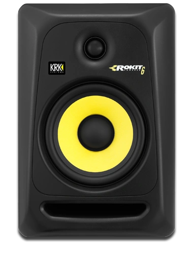 KRK Rokit RP6-G3 Powered 2-Way Active Monitor (Each)