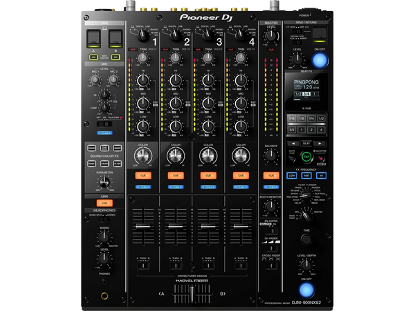 Pioneer DJ DJM-900NXS2 Pro DJ Mixer