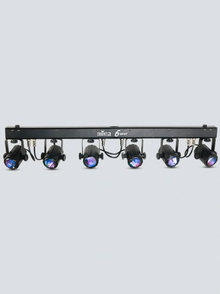 Chauvet DJ 6SPOT LED Spot Light Bar
