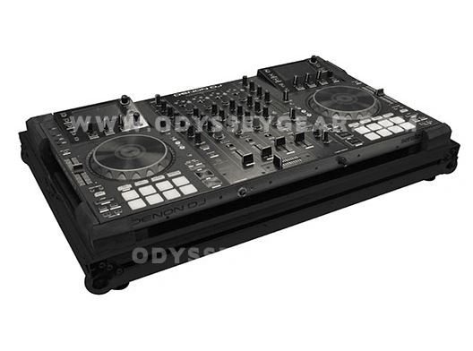 Odyssey FZDNMCX8000BL Case for Denon MCX8000 DJ Controller