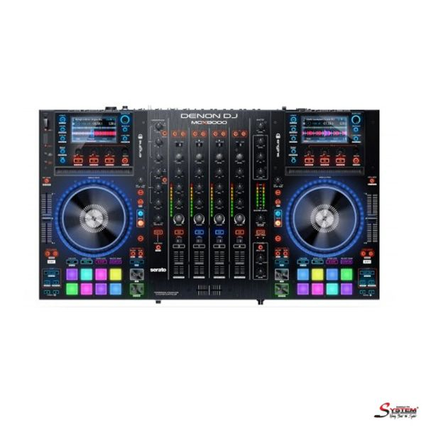 Denon MCX8000 Serato Stand Alone DJ Player and Controller