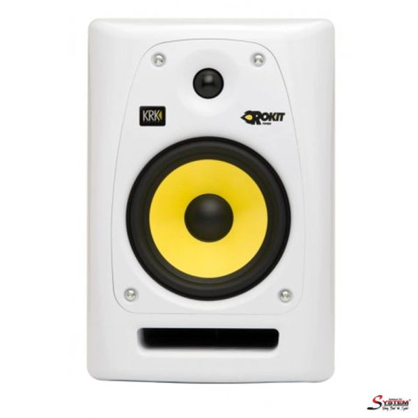 KRK Rokit RP5-G3 Powered 2-Way Active Monitor (Each) - White