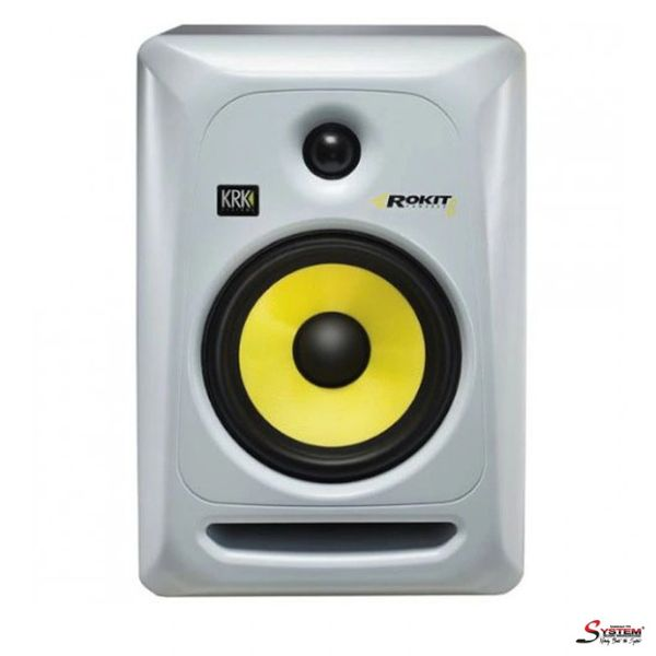 KRK Rokit RP6-G3W Powered 2-Way Active Monitor (Each) - White